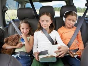 Consejos para viajar en el auto
